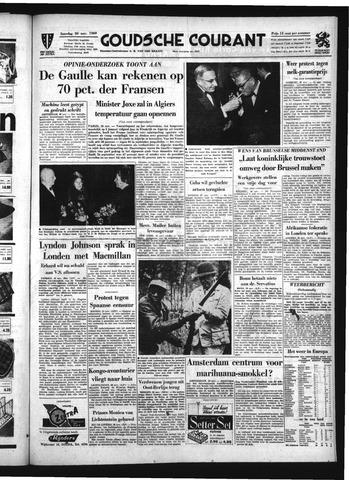 Goudsche Courant 1960-11-26
