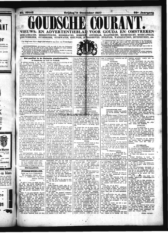Goudsche Courant 1927-12-16