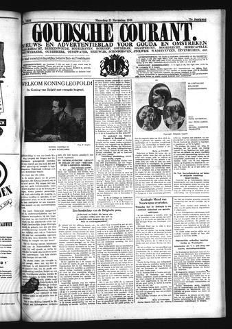 Goudsche Courant 1938-11-21