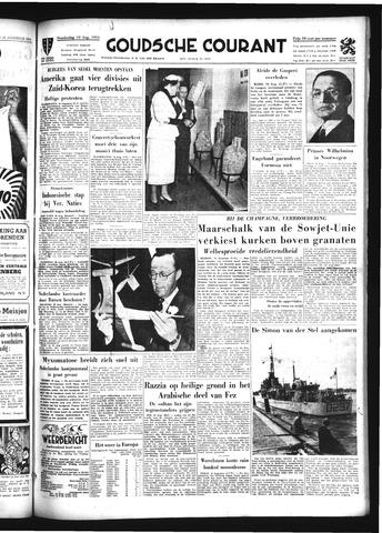 Goudsche Courant 1954-08-19
