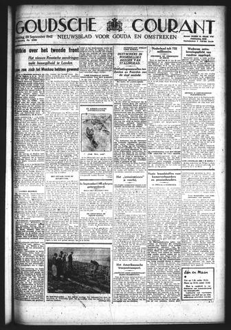 Goudsche Courant 1942-09-29