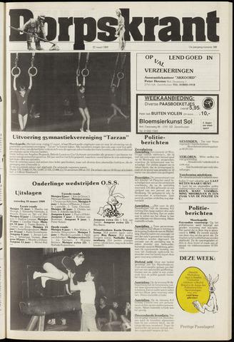 Dorpskrant 1989-03-22