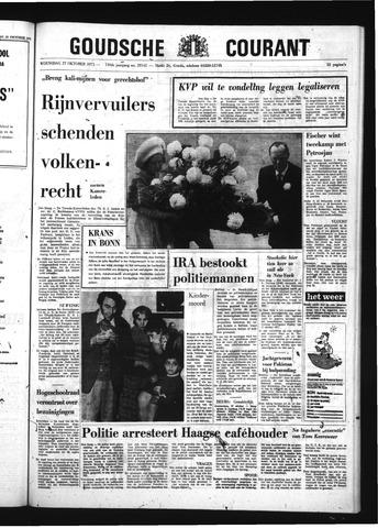 Goudsche Courant 1971-10-27