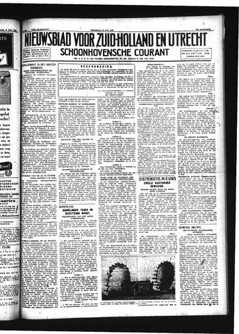Schoonhovensche Courant 1942-07-15