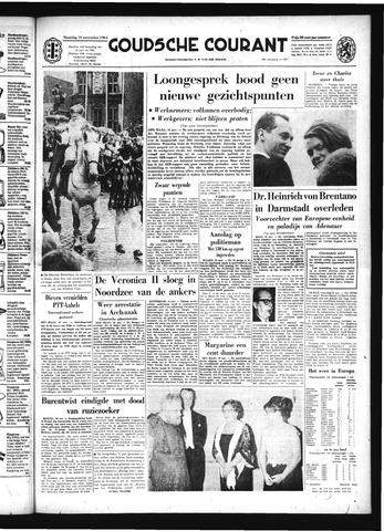 Goudsche Courant 1964-11-16