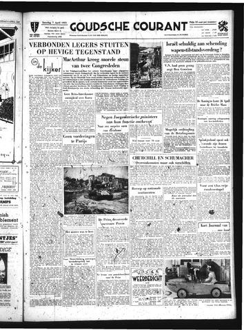 Goudsche Courant 1951-04-07