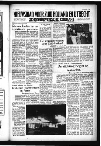 Schoonhovensche Courant 1954-03-03