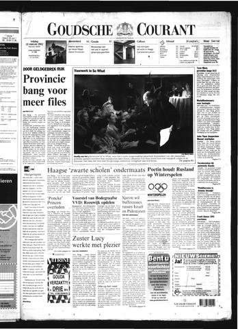Goudsche Courant 2002-02-22