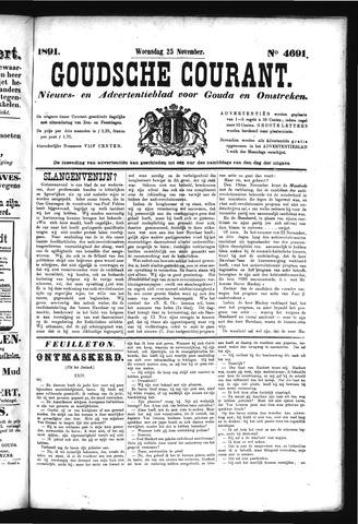 Goudsche Courant 1891-11-25
