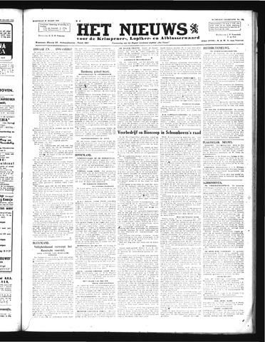 Schoonhovensche Courant 1946-03-27