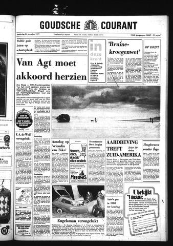 Goudsche Courant 1977-11-24