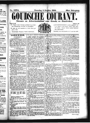 Goudsche Courant 1910-10-08