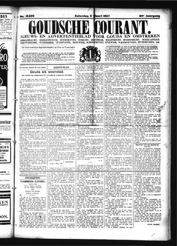 Goudsche Courant 1927-03-05