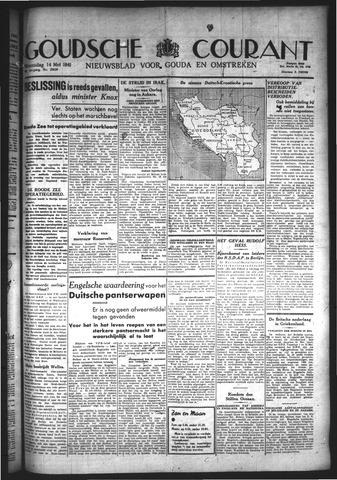 Goudsche Courant 1941-05-14