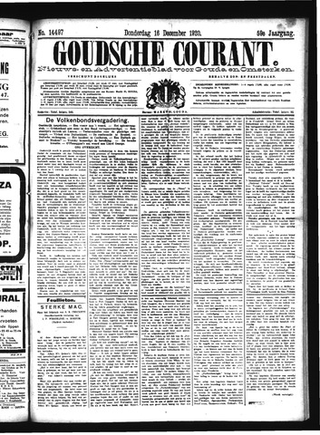 Goudsche Courant 1920-12-16