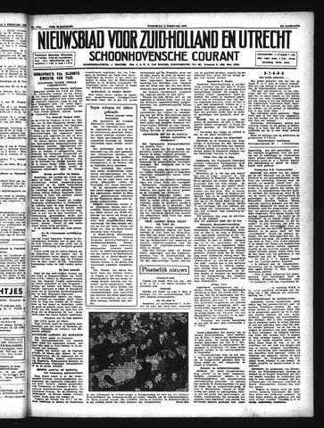 Schoonhovensche Courant 1942-02-11