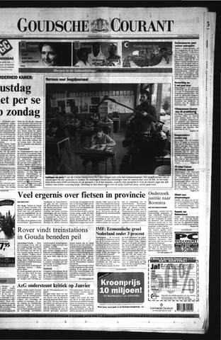 Goudsche Courant 2001-04-26
