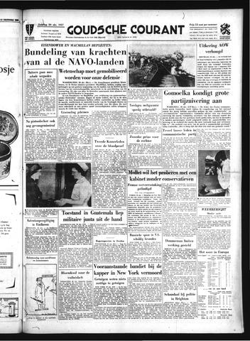 Goudsche Courant 1957-10-26