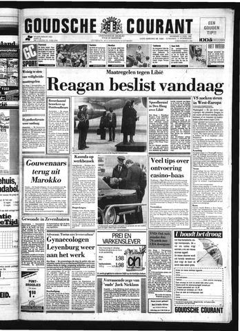 Goudsche Courant 1986-04-14