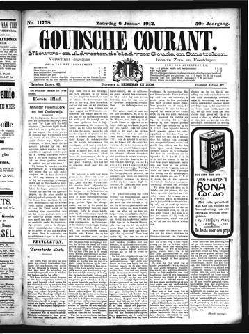 Goudsche Courant 1912-01-06