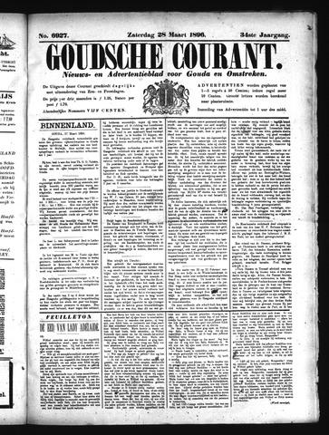 Goudsche Courant 1896-03-28