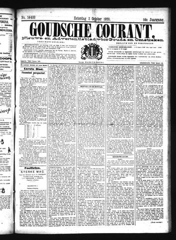 Goudsche Courant 1920-10-02