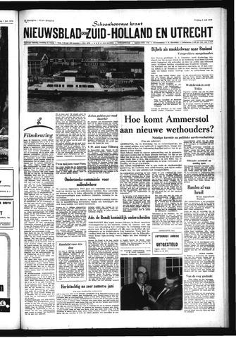 Schoonhovensche Courant 1970-07-03
