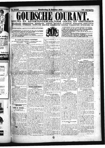 Goudsche Courant 1933-10-12