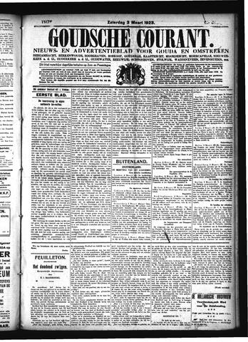 Goudsche Courant 1923-03-03