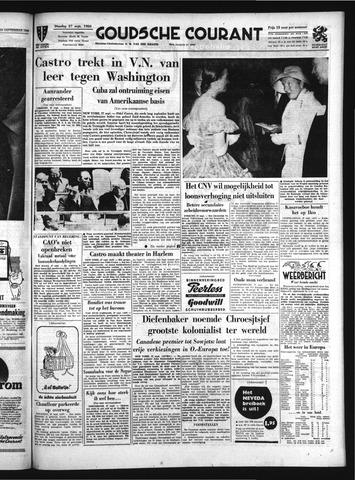 Goudsche Courant 1960-09-27