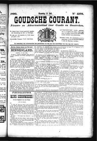 Goudsche Courant 1890-07-21