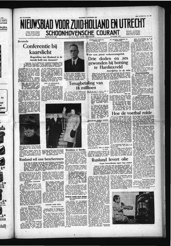 Schoonhovensche Courant 1953-12-07