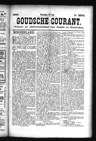 Goudsche Courant 1887-07-20
