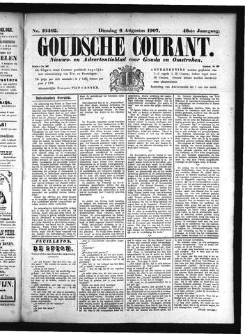 Goudsche Courant 1907-08-06