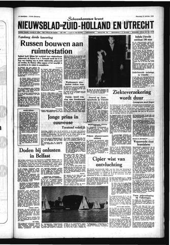 Schoonhovensche Courant 1969-10-13