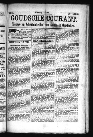 Goudsche Courant 1881-06-22