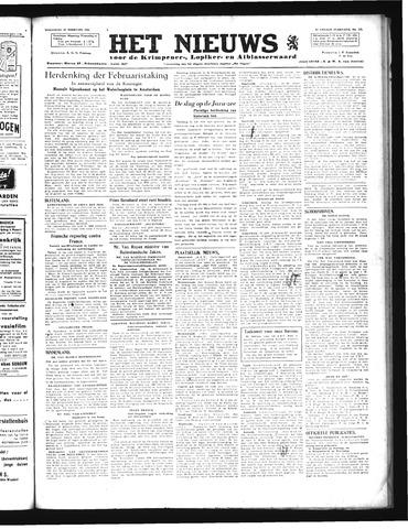 Schoonhovensche Courant 1946-02-27