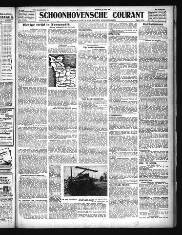 Schoonhovensche Courant 1944-06-13