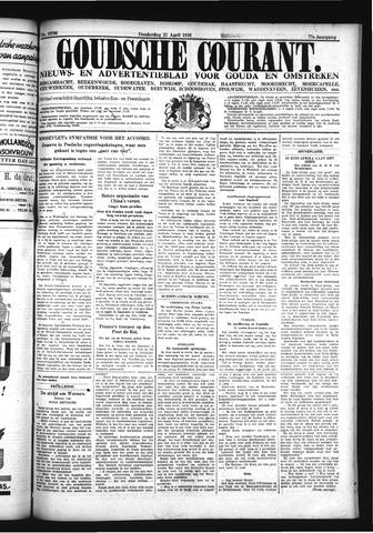 Goudsche Courant 1938-04-21