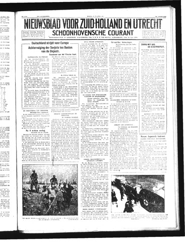 Schoonhovensche Courant 1941-07-21