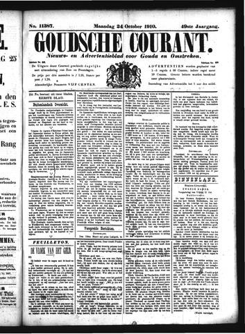 Goudsche Courant 1910-10-24