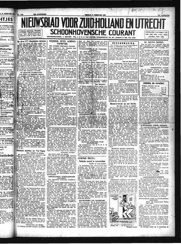 Schoonhovensche Courant 1942-02-27