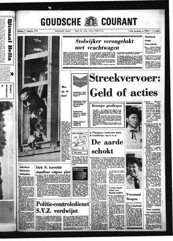 Goudsche Courant 1976-08-17