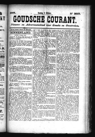 Goudsche Courant 1887-10-09