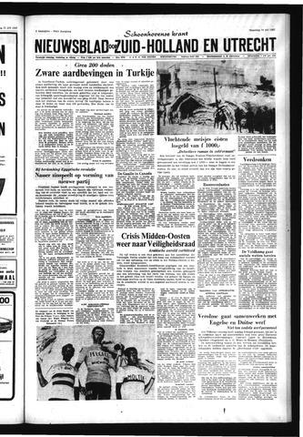 Schoonhovensche Courant 1967-07-24