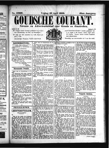 Goudsche Courant 1909-04-23