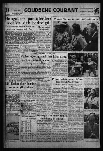 Goudsche Courant 1956-07-02