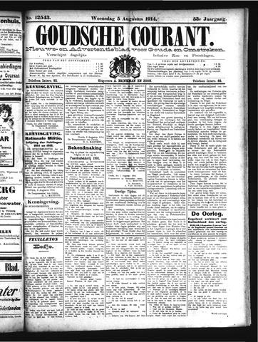 Goudsche Courant 1914-08-05