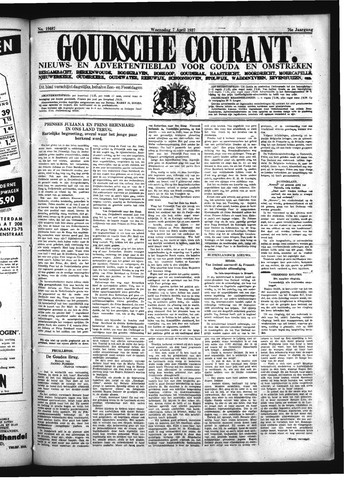 Goudsche Courant 1937-04-07