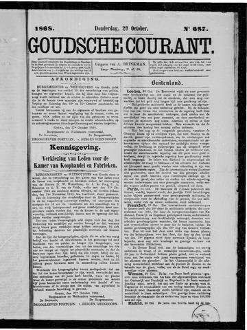 Goudsche Courant 1868-10-29